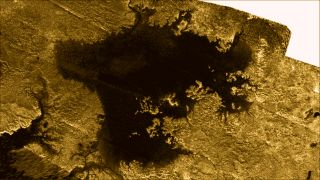 Waves on Titan