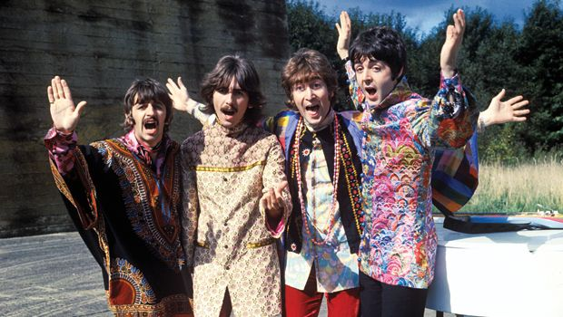 b9b38d44ef79 The Beatles on the Road to 'Magical Mystery Tour' | Guitarworld