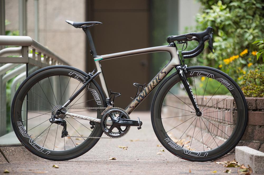 Pro Bikes Peter Sagan S S Works Tarmac Ultralight Video