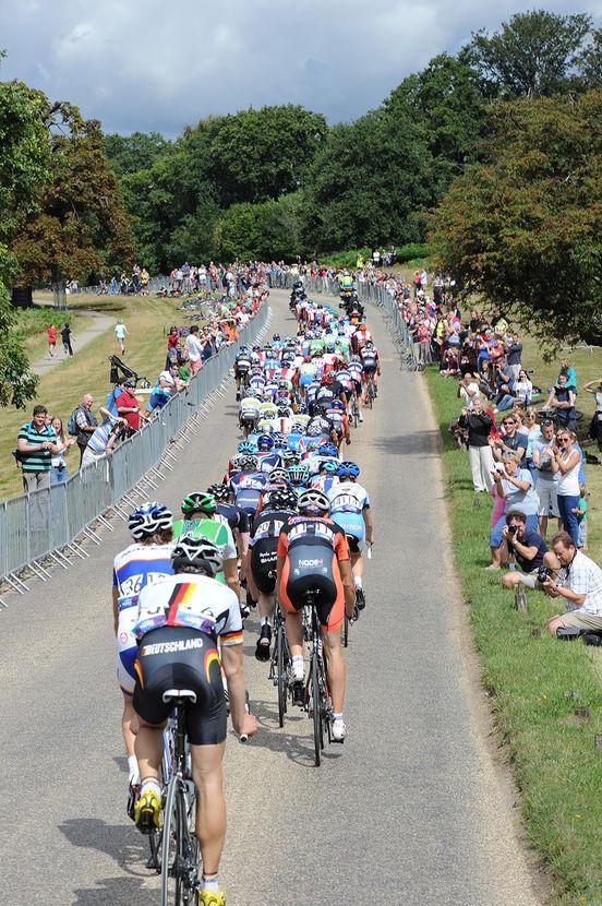 Richmond Park, London-Surrey Cycle Classic 2011
