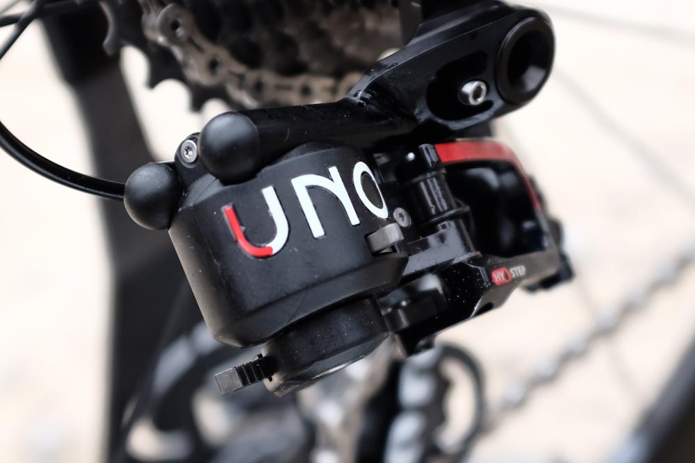 Rotor Uno Groupet Schaltwerk