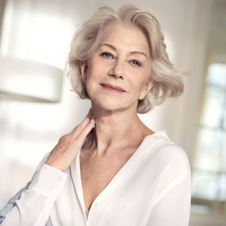 First look at L'Oreal's new Face, Neck Décolleté Lotion, starring Helen Mirren