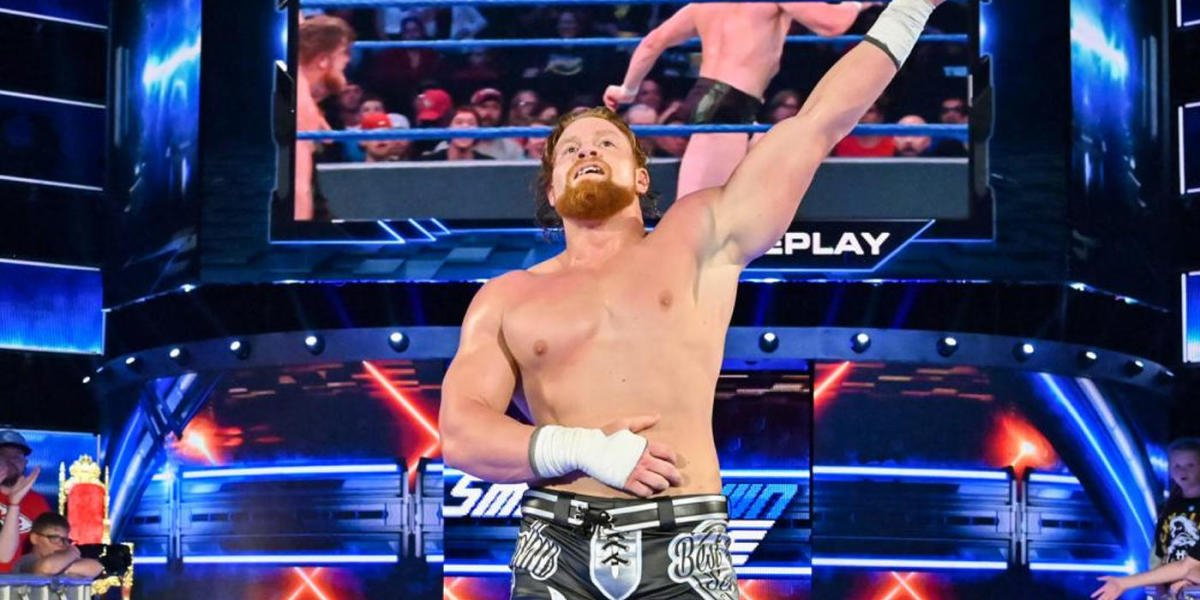 Murphy on SmackDown