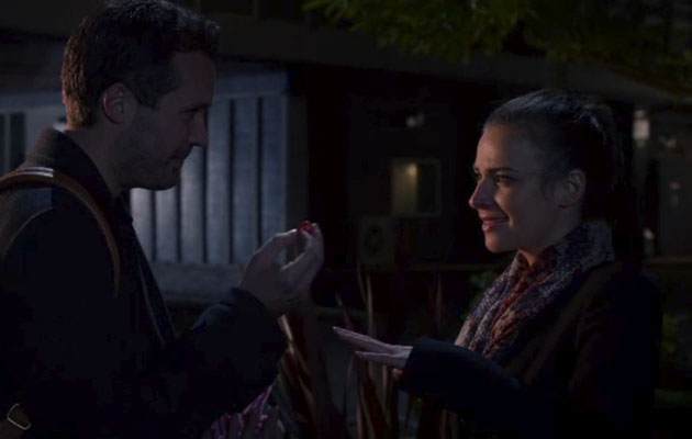 Holby Ollie Proposes