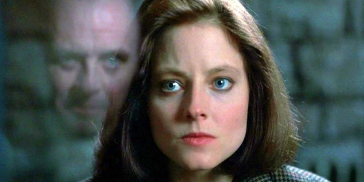 Clarice Starling in 1990s Silence of the Lambs
