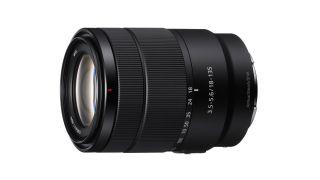 Sony E 18-135mm F3.5-5.6 OS lens