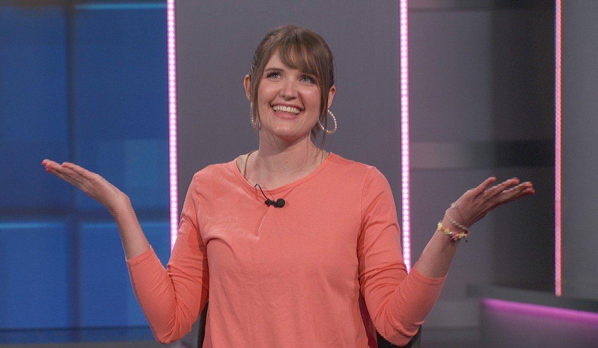 Sarah Beth on Big Brother CBS