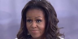 Michelle Obama Opens Up About Her Viral Moment With George W. Bush
