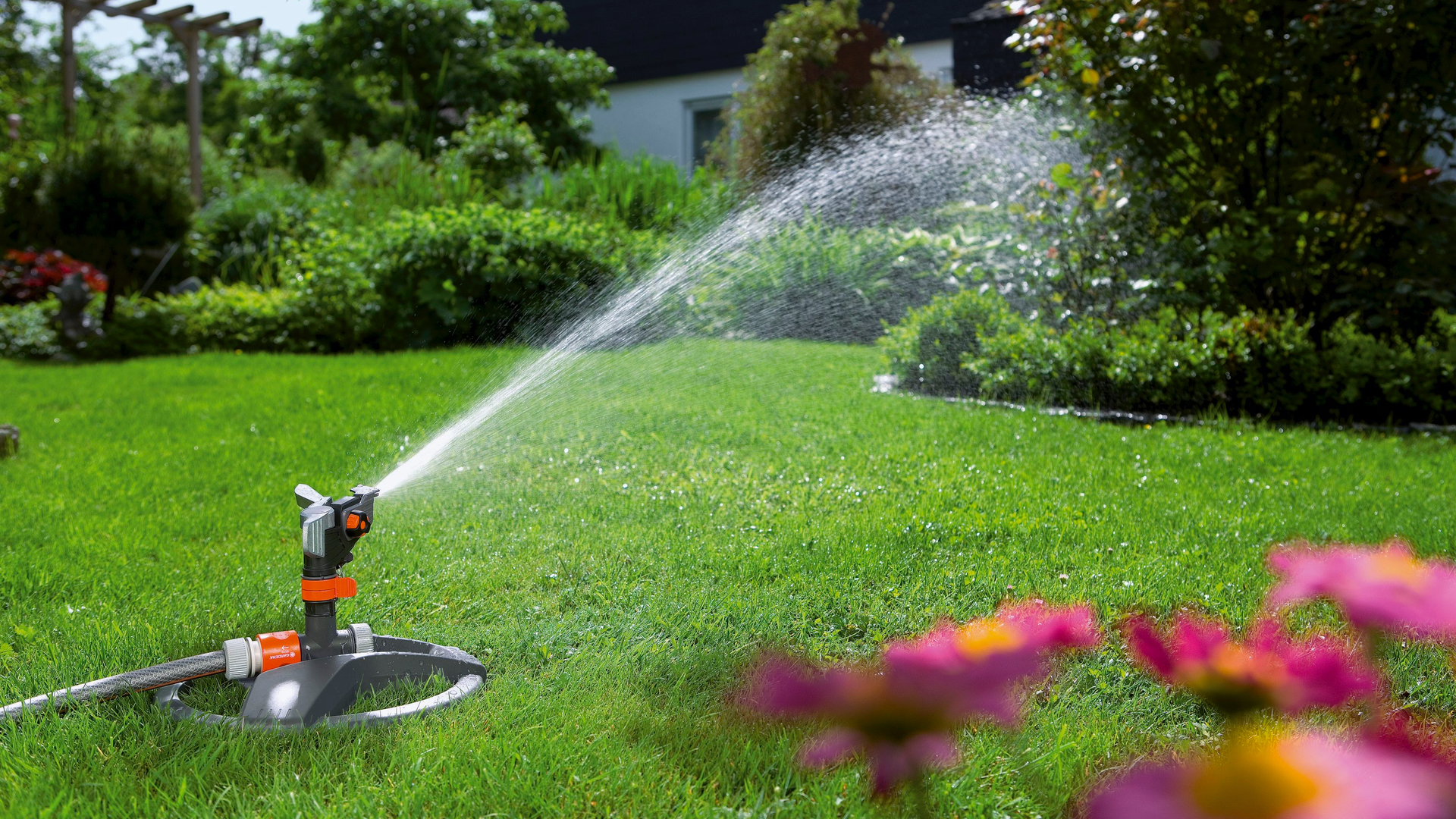 Best Lawn Sprinkler 2020 Water Your