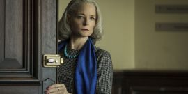 Why Jodie Foster Specifically Requested Her Character Be 'Tougher' In The Mauritanian