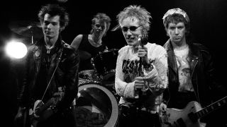 The sex pistols official site