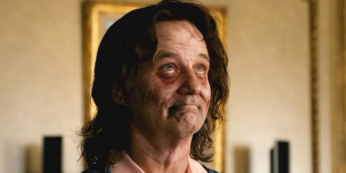 Bill Murray as himself in Zombieland