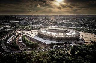 Brazil's WSDG Scores Three Simultaneous Soccer Stadium Installs