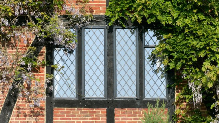 New authentic-looking steel-frame leaded light windows from Clement