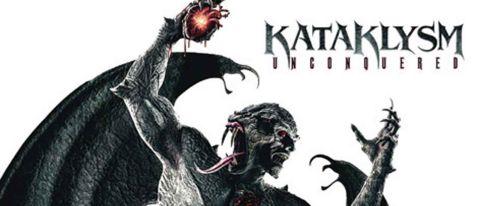 Kataklysm: Unconquered album sleeve