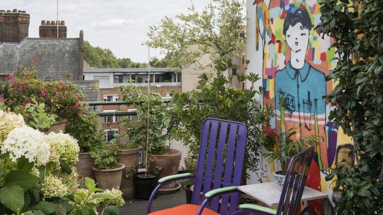 Biodiverse urban garden tips