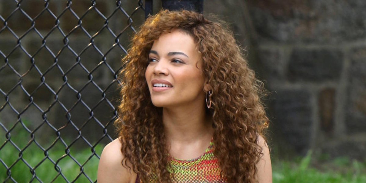 Batgirl star Leslie Grace in In the Heights