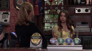 Coronation Street spoilers: DaisyMidgeley causes trouble for Jenny.