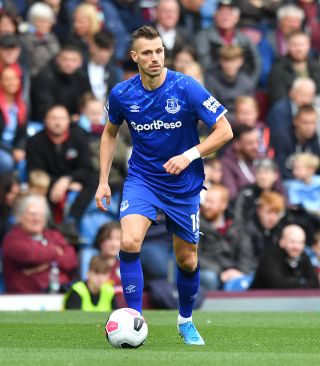 Burnley v Everton – Premier League – Turf Moor