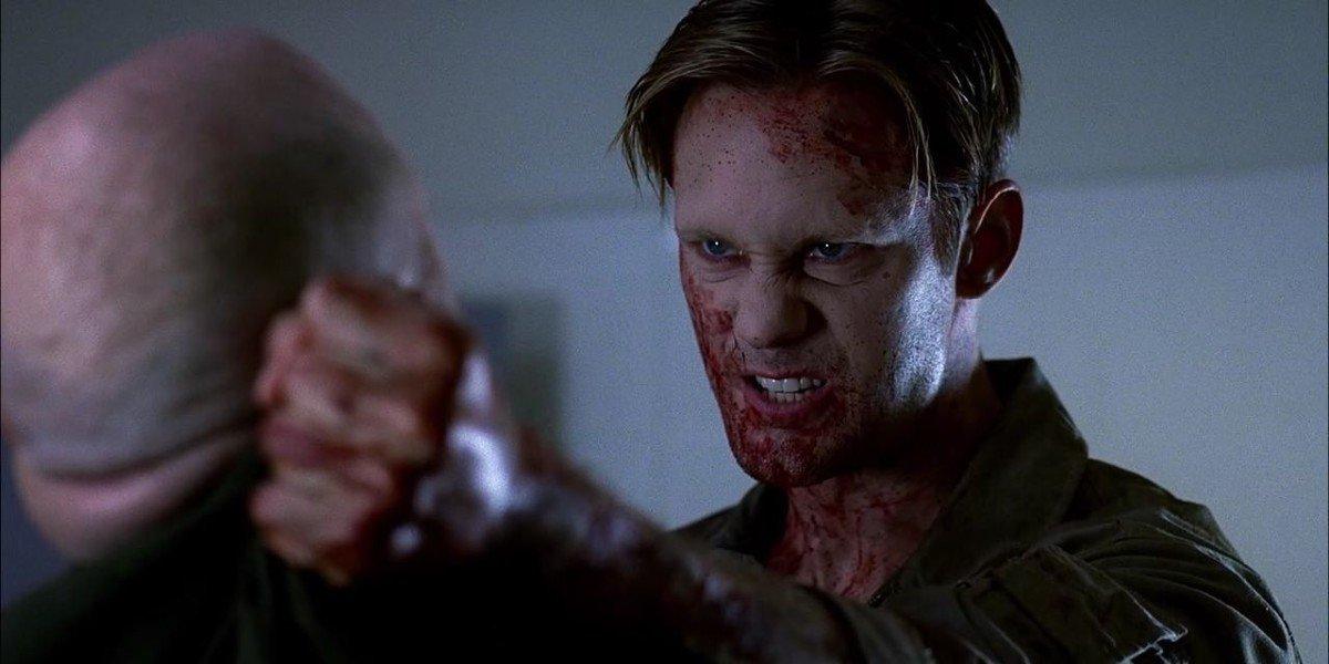 Alexander Skasgard as Eric Northman in True Blood