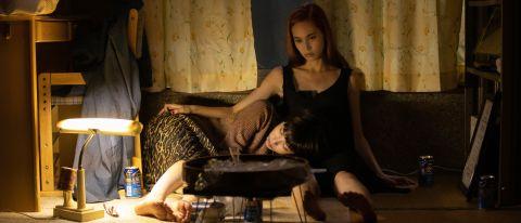 "Honami Sato and Kiko Mizuhara in ""Ride Or Die"" on Netflix."
