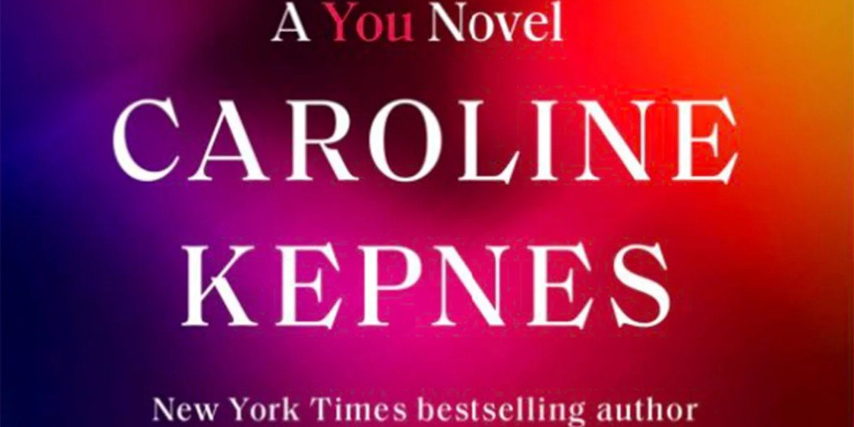 You Love Me by Caroline Kepnes book cover