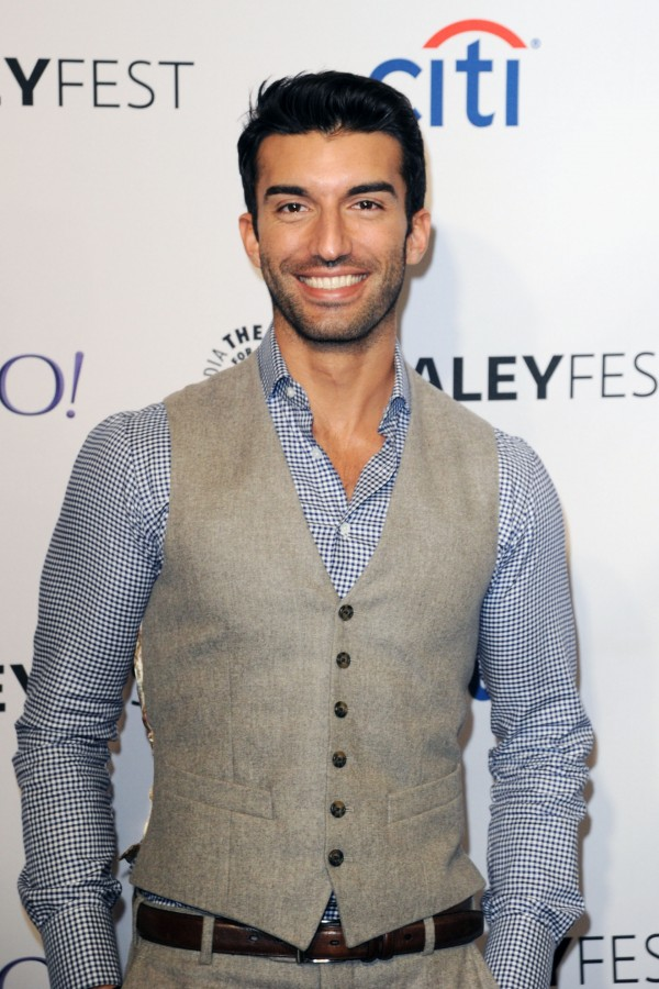 Justin Baldoni plays wealthy playboy Rafael in Jane The Virgin (David Crotty/AP)