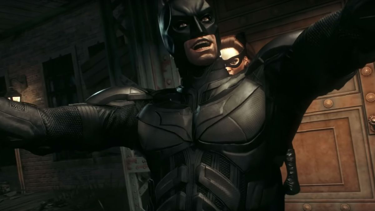 Batman and Catwoman swap exposes gender stereotypes