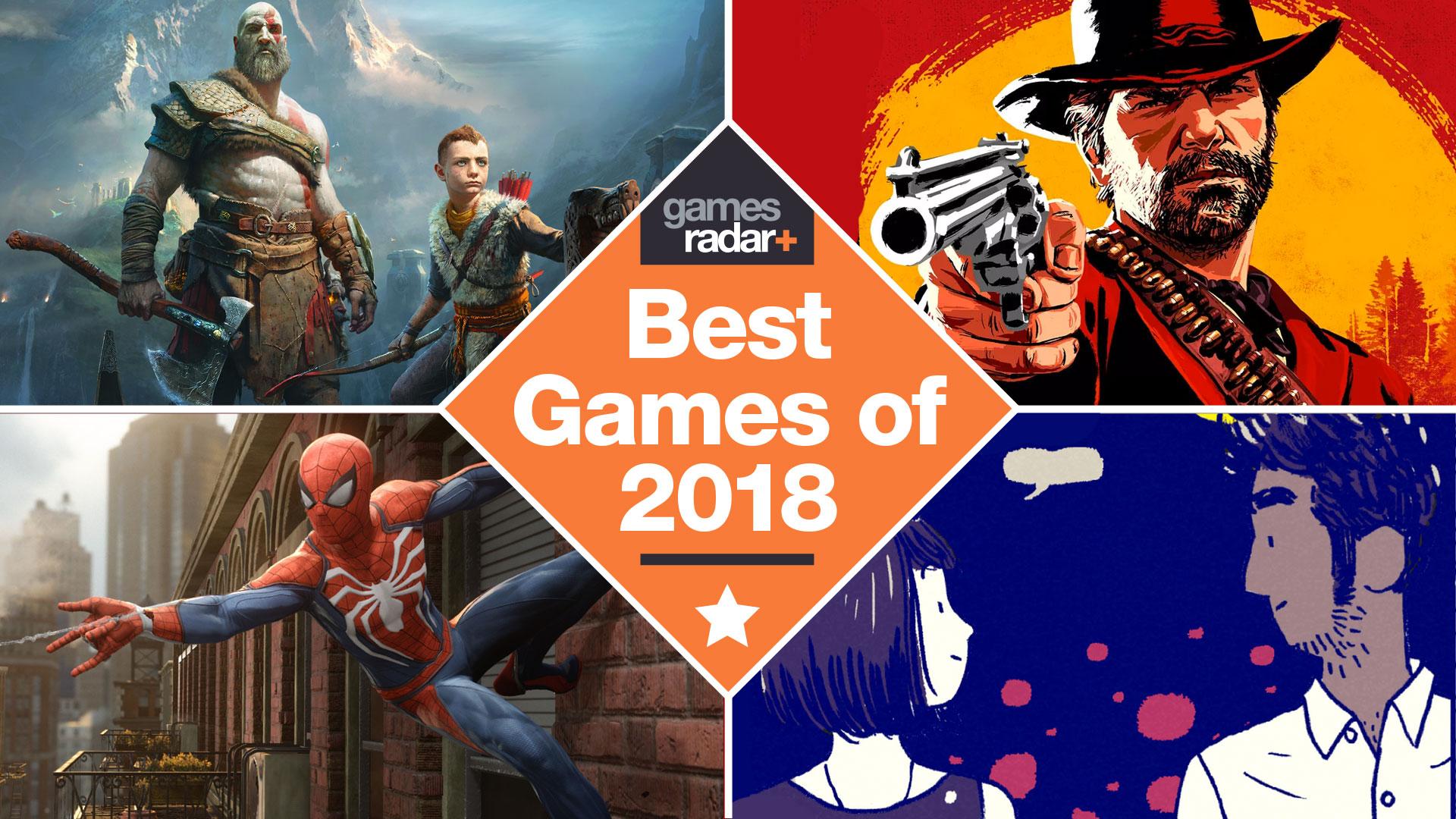 The best games of 2018 | GamesRadar+