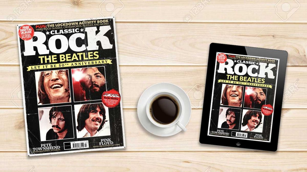 The Beatles: celebrating 50 years of Let It Be in Classic Rock - out now