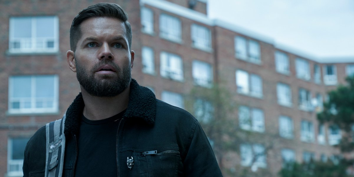 Wes Chatham on The Expanse