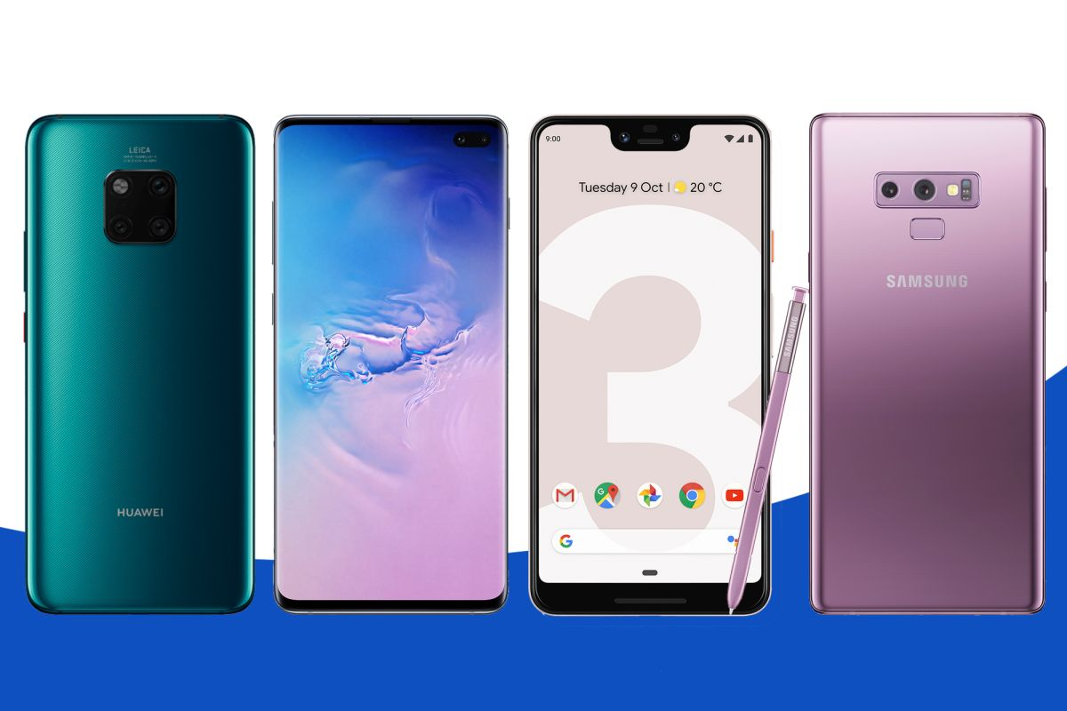 Best Android phone 2019: T3's best Android smartphone ...