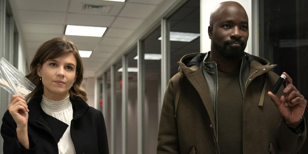 Why Evil's Mike Colter And Katja Herbers Think Moving Season 2 From CBS To Streaming Was A Good Idea