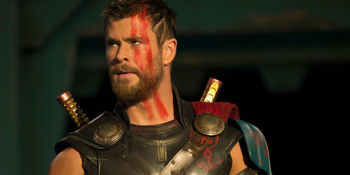 Chris Hemsworth in Thor: Ragnarok