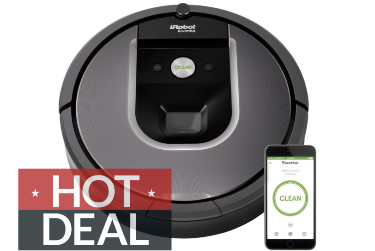 Robot vacuum deal: Save 40% on the Roomba 670 at Walmart