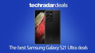 Samsung Galaxy S21 Ultra deals