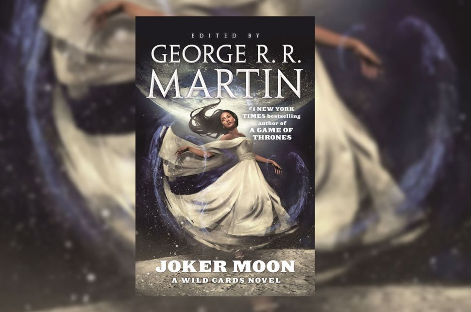 In George RR Martin's new 'Joker Moon,' space history is a 'Wild Card'