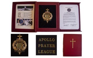 space bible auction apollo 14