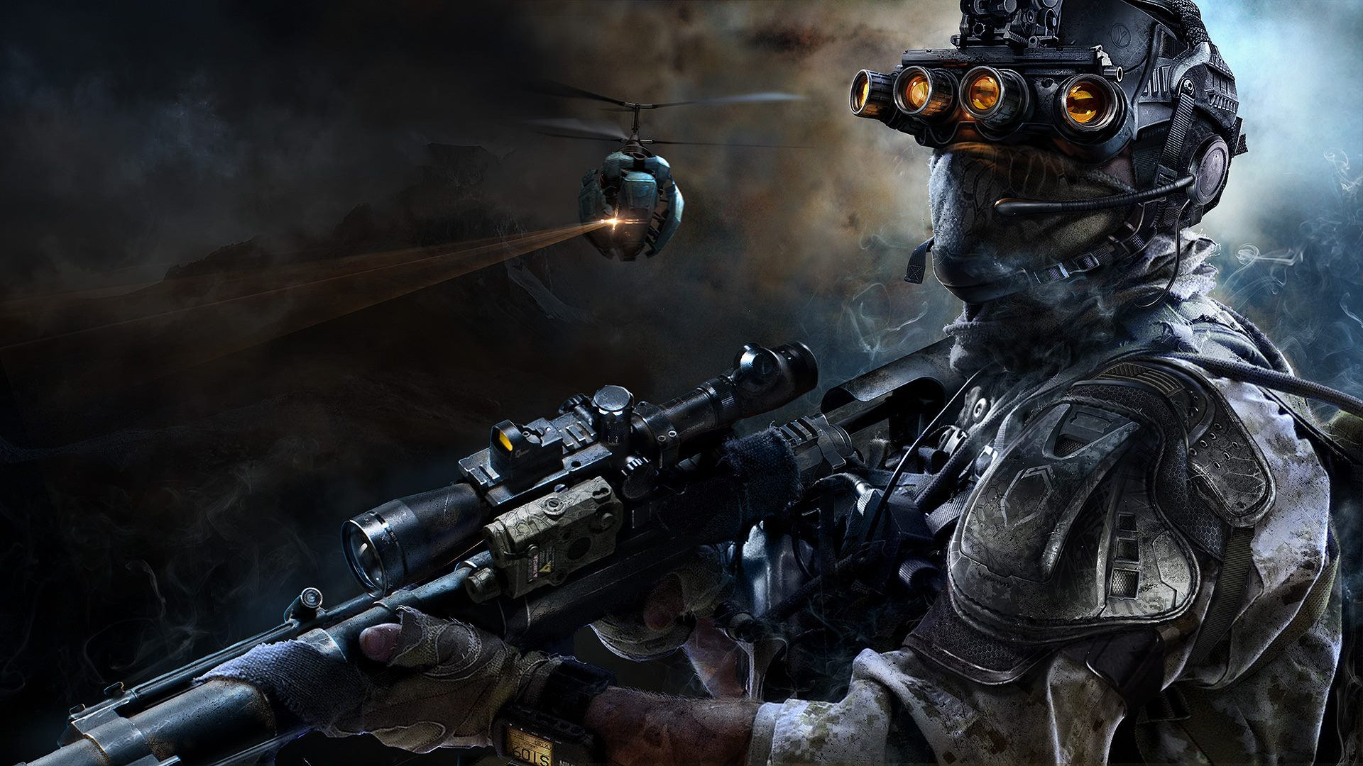 Sniper Ghost Warrior Gold Edition PC.iso