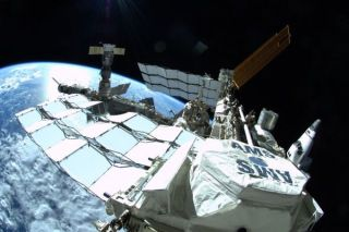 The Alpha Magnetic Spectrometer in orbit