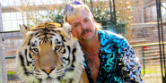 Whoa, WWE's Paige Channeled Tiger King's Joe Exotic In A Big Way