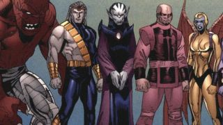 Get the lowdown on Thanos' race and The Eternals' enemies