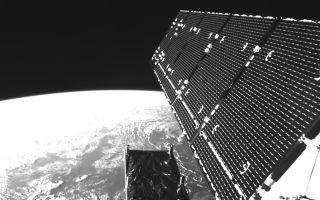 Sentinel-1 Solar Wing