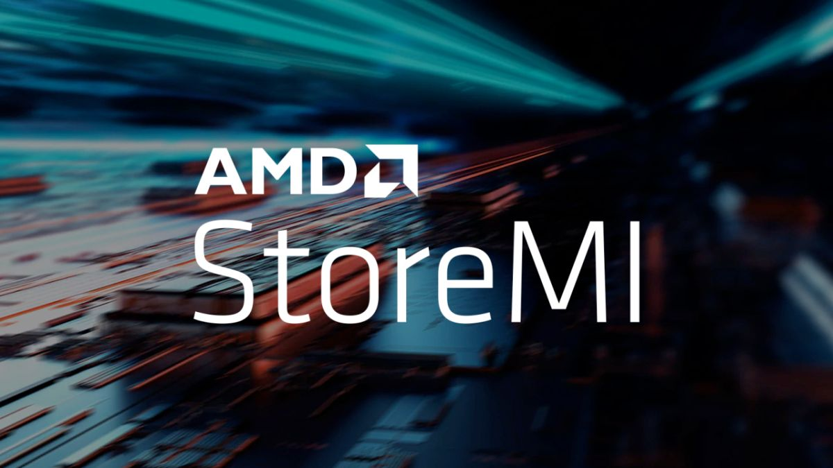 AMD Updates StoreMi: Adds Support for Threadripper Pro, SSD Partitions