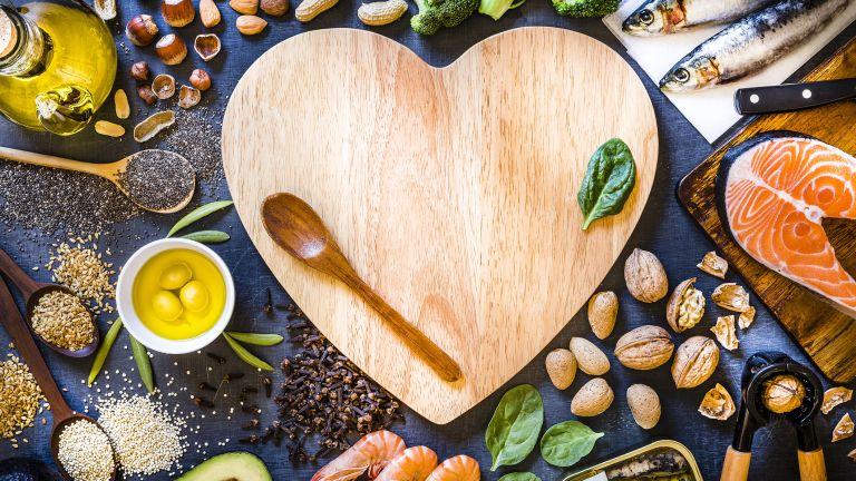 Omega-3 foodstuffs