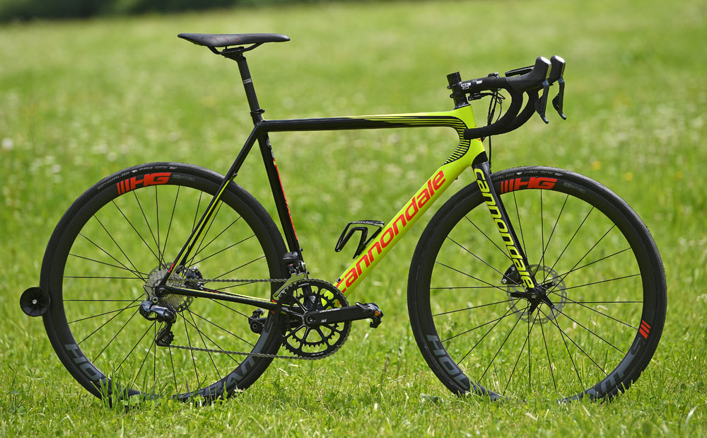 The New Cannondale Supersix Evo Disc First Ride Cycling Weekly