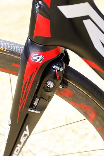 Lotto-Belisol: 2012 team bikes