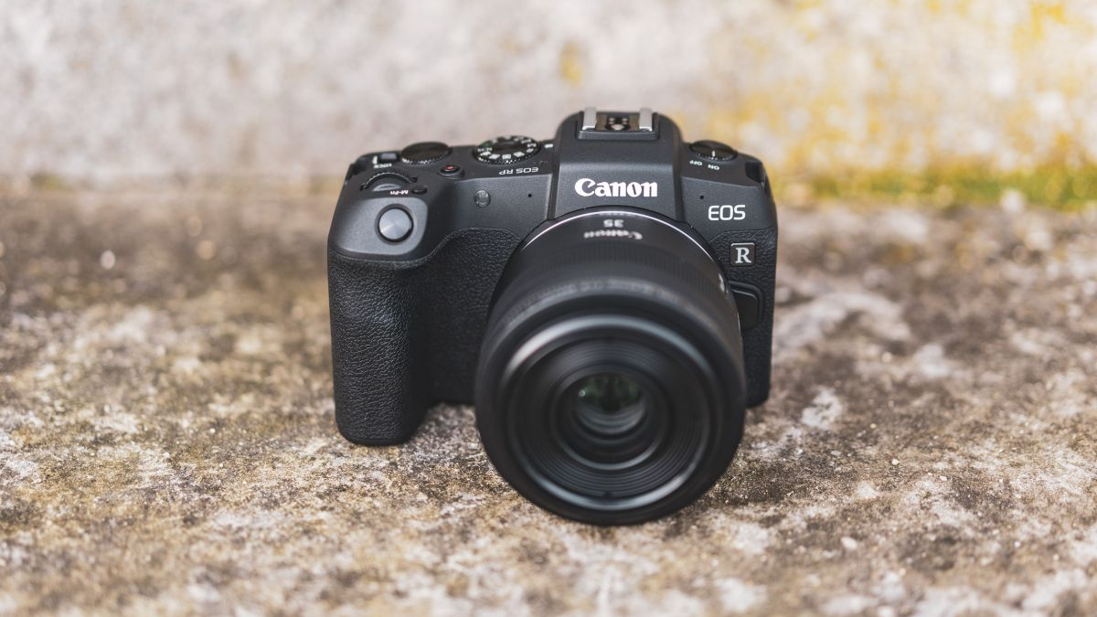 Hands on: Canon EOS RP review