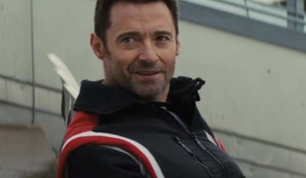 Hugh Jackman Eddie The Eagle