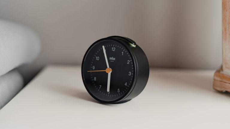 best alarm clock: Braun Classic